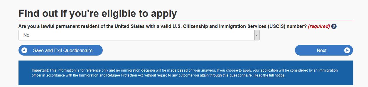 22 - Да, канадская виза - это не быстро