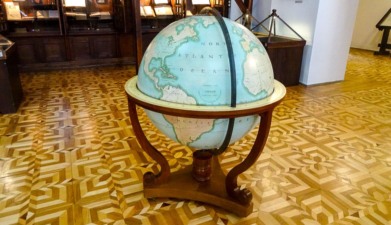 Самый большой глобус в Белоруссии