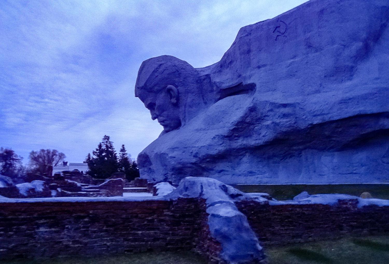 """Главный монумент мемориального комплекса """"Брестская крепость"""""""