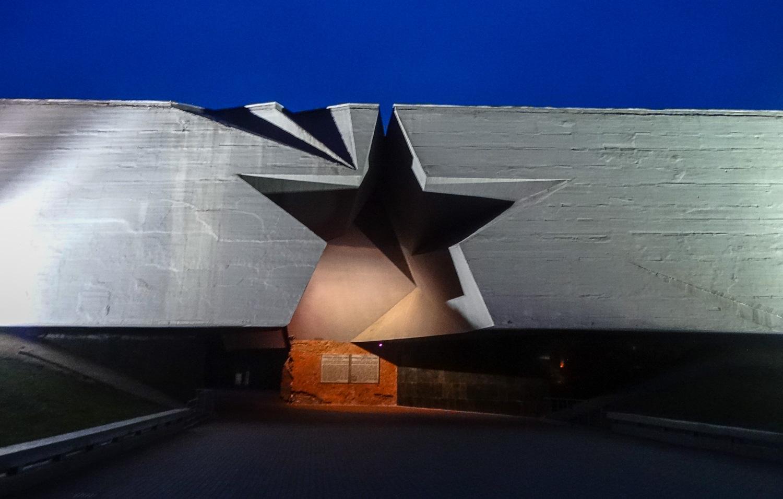 Брестская крепость. Звезда
