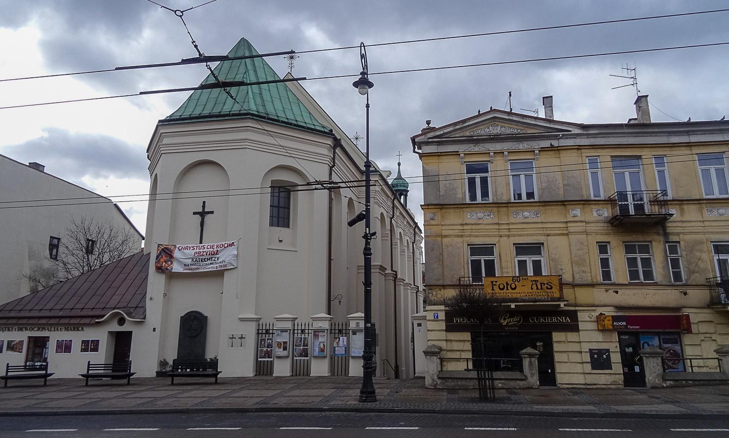 Костел Святого Апостола Петра