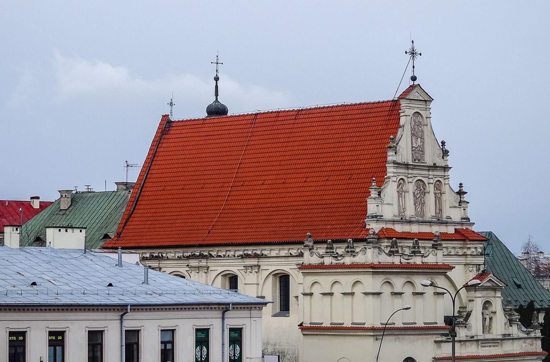 Костел Святого Иосифа Обручника (церковь босых кармелитов)