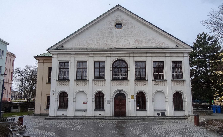Дворец Чарторыйских