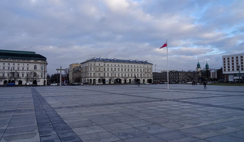 Площадь Пилсудского