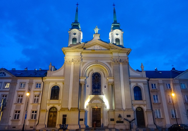 Собор Пресвятой Девы Марии Королевы Польши
