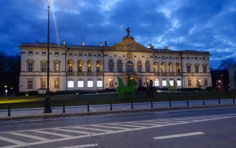 Дворец Красиньских