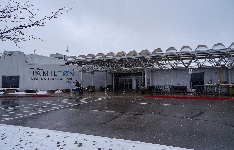 Аэропорт Гамильтона