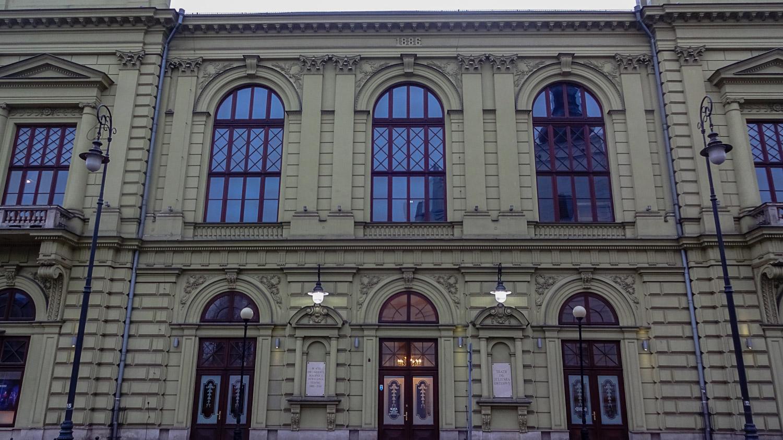 Театр Юлиуша Остервы