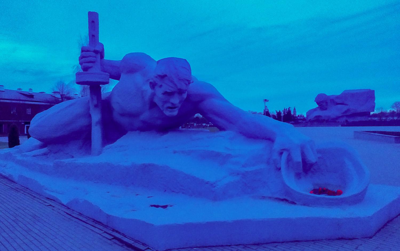 """Памятник """"Жажда"""""""