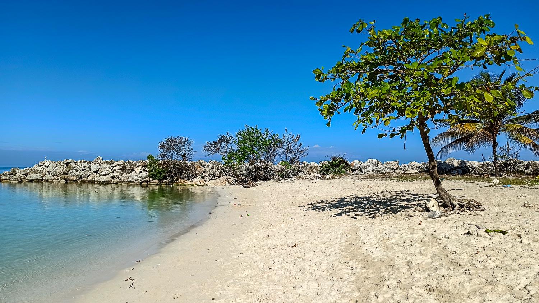 Пляж в Монтего-Бей