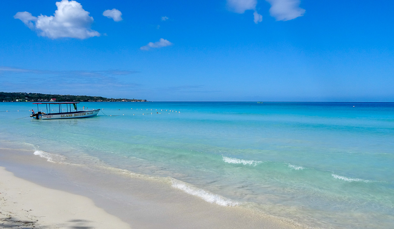Чудесное Карибское море