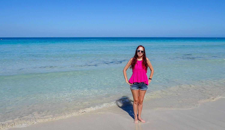 Я очень люблю Карибское море