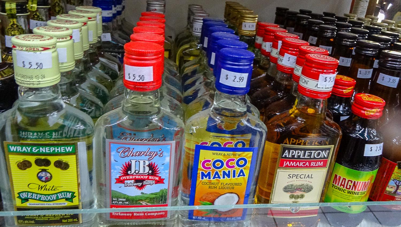 Местные напитки