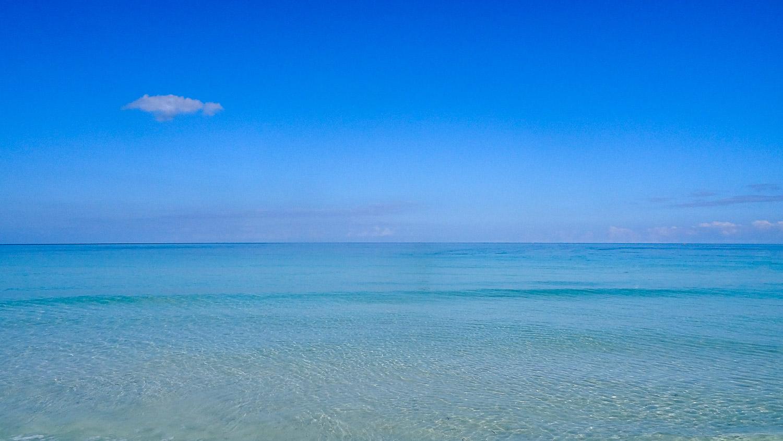 Пляж в Негриле прекрасен
