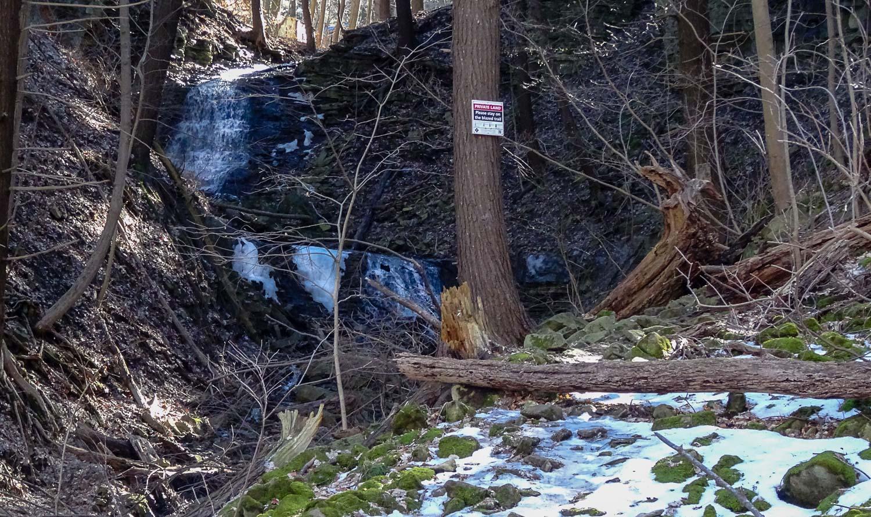 Shaver Falls