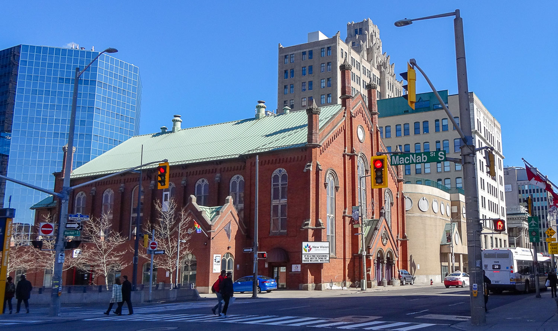 New Vision United Church