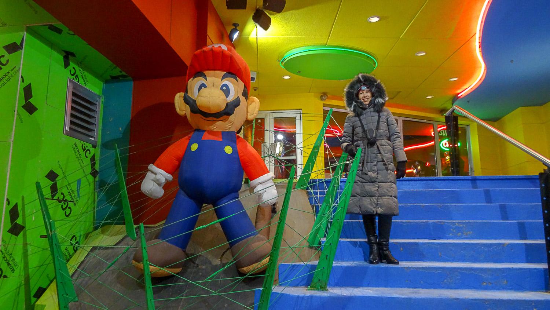 Я и Марио
