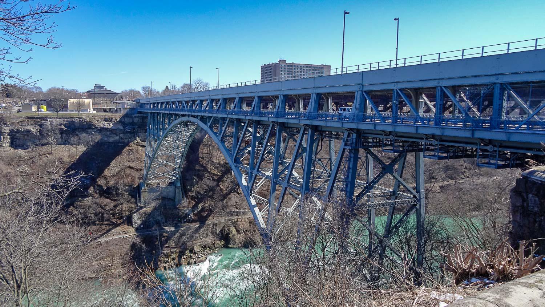 Whirlpool Rapids Bridge