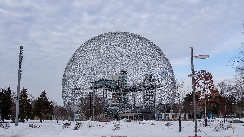 Музей La Biosphère
