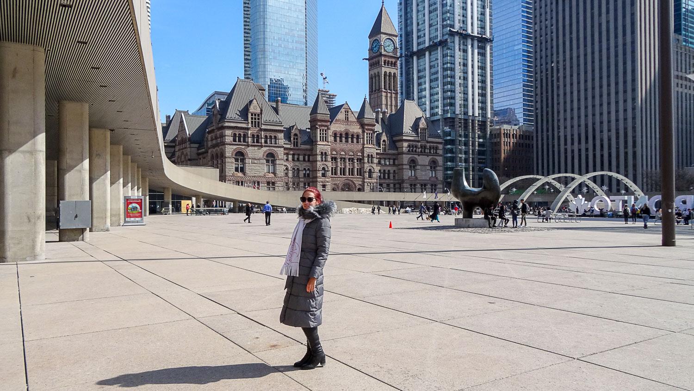 Я на главной площади