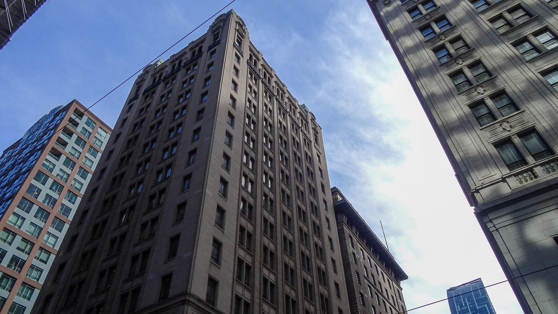 Солидные здания