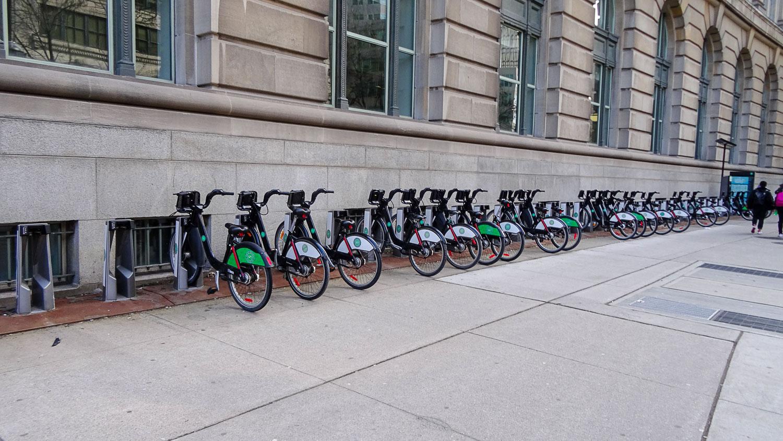 Можно взять велосипеды напрокат