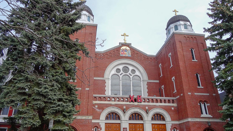 Русская православная церковь Святой Троицы