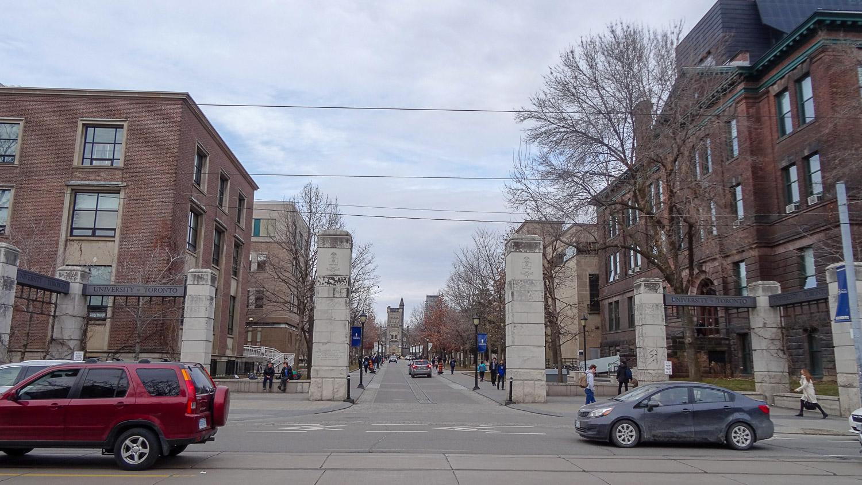 Университет Торонто