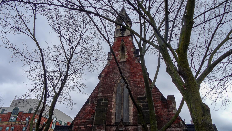 Англиканская церковь Святого Стефана