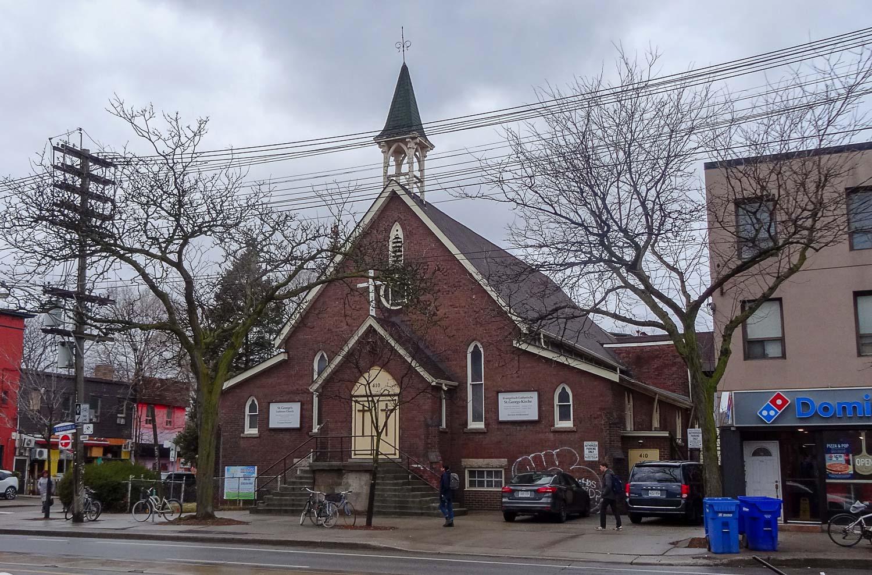 Лютеранская церковь Святого Георгия
