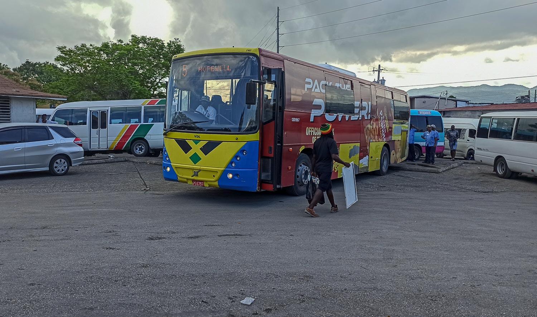Transportation Centre в Montego Bay