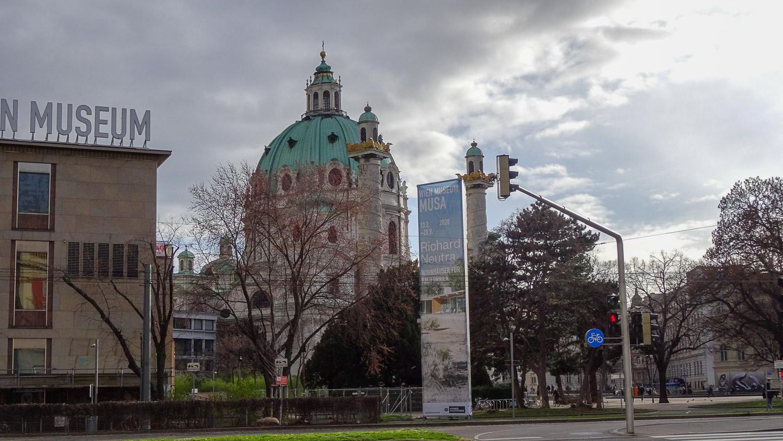 Музей и церковь