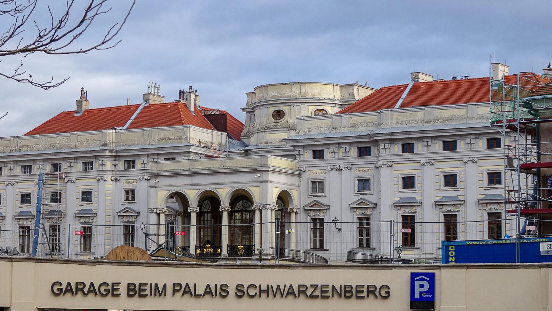 Дворец Шварценберг