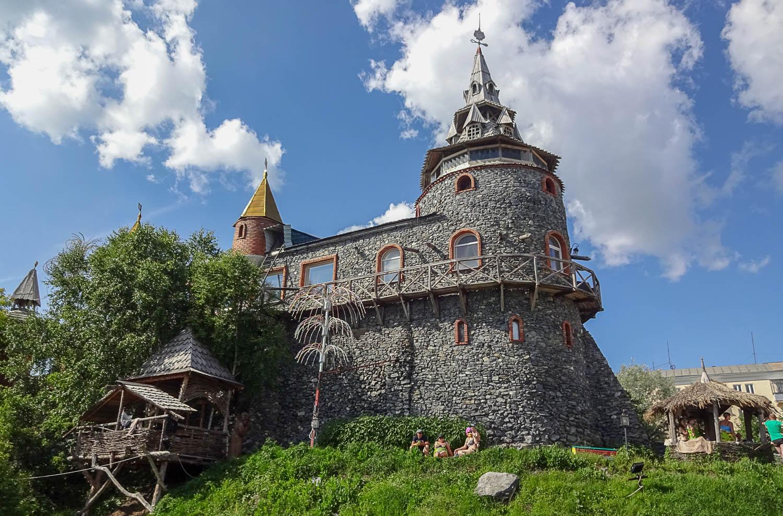 Классный замок