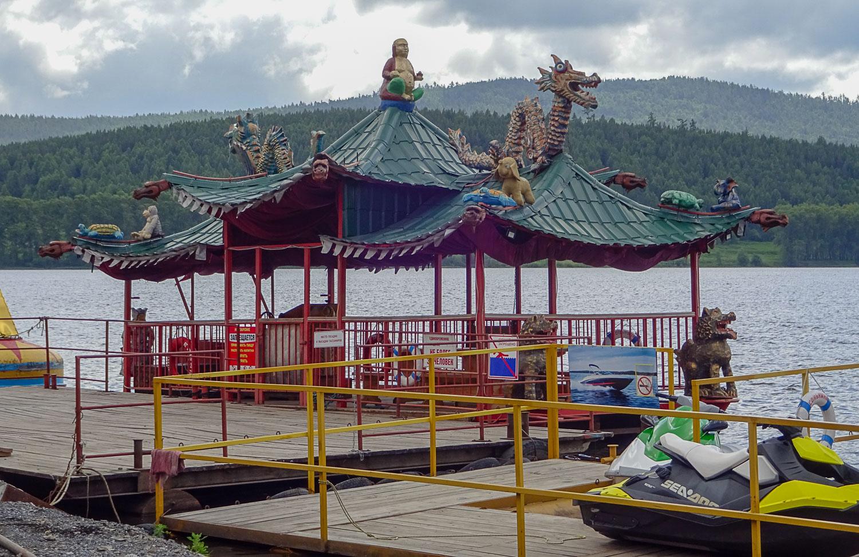 Азиатские крыши