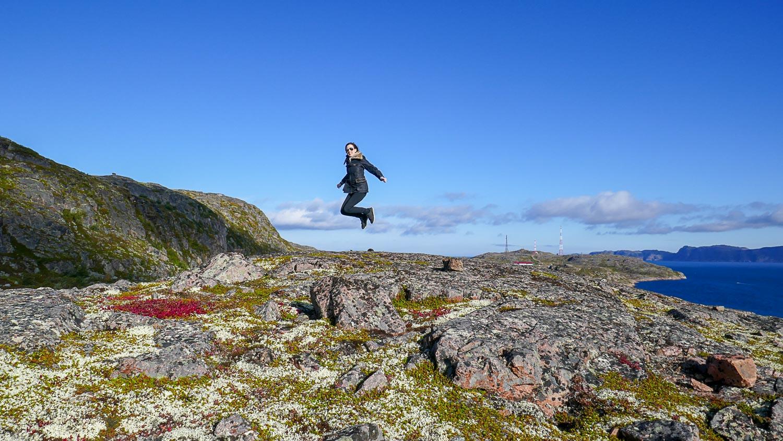 Традиционный прыжок