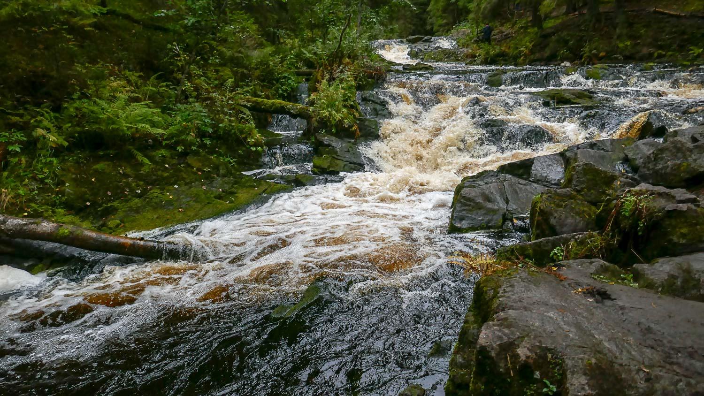 Снова водопад