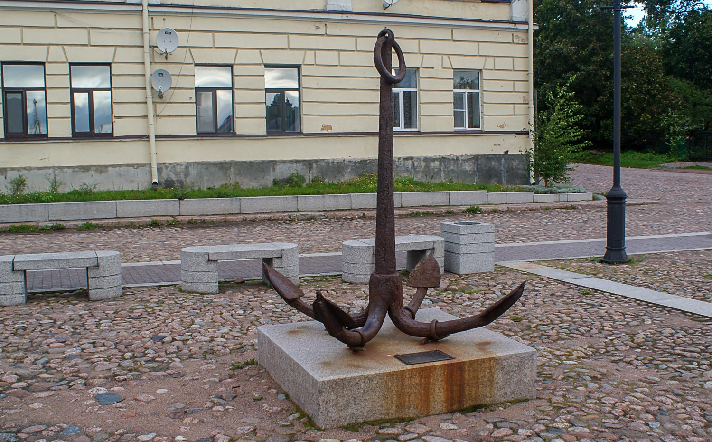 Якорь петровского времени
