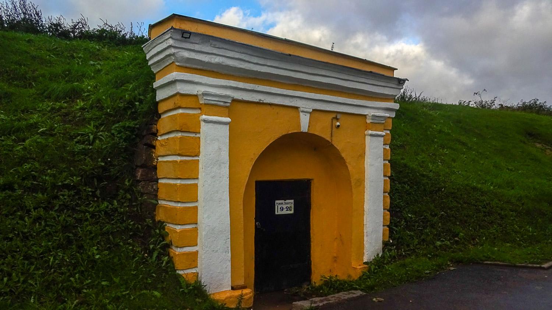 Абосские ворота