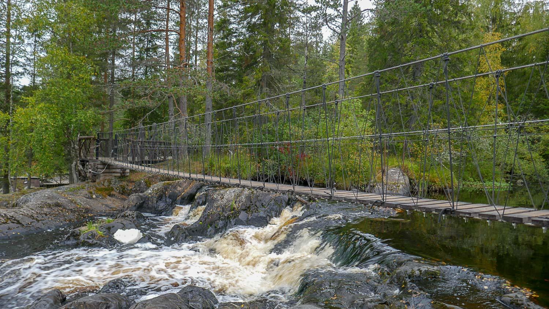 Еще подвесной мост