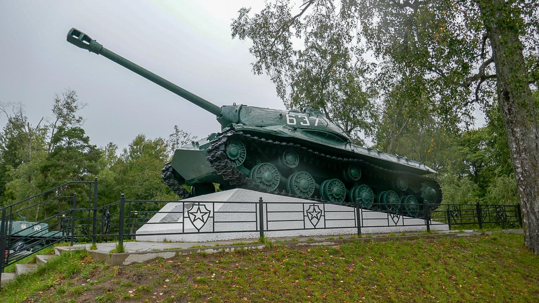 Танкт ИС-3