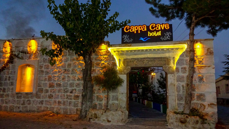 Cappa Cave