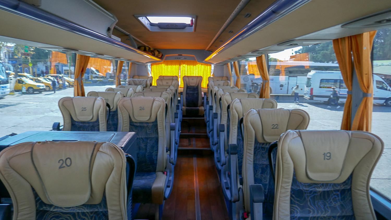 Автобус из Бодрума в Фетхие
