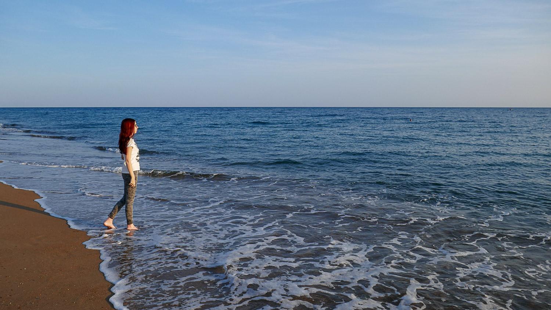 Привет, Средиземное море, давно не виделись!