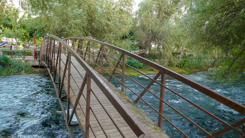 Мост через реку Дюден