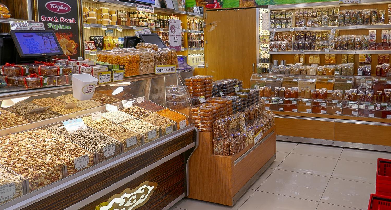 Магазин с турецкими сладостями