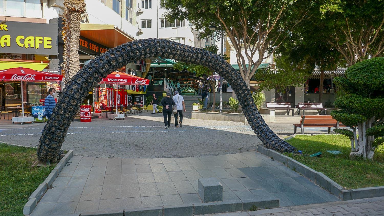 Необычная арка