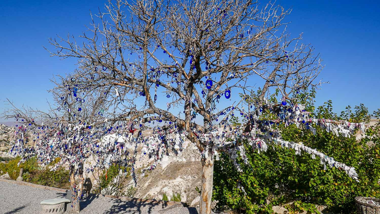 Традиционное турецкое дерево - да, опять