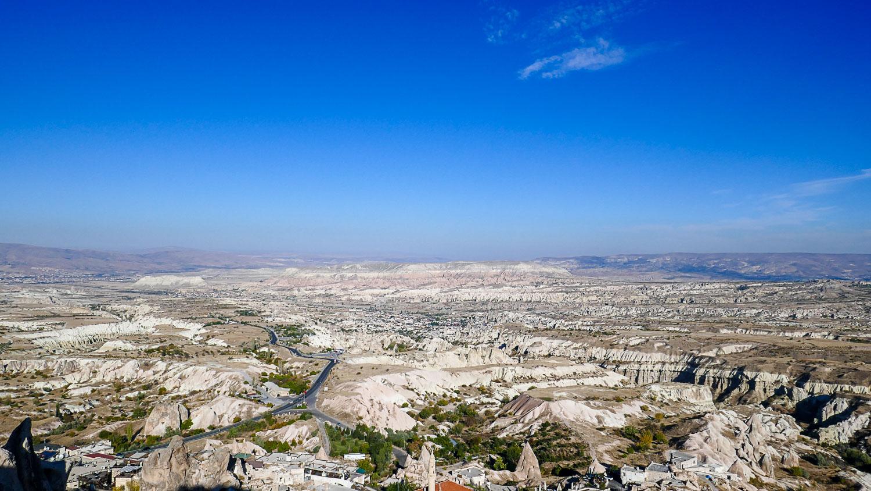 Потрясающая, неповторимая Каппадокия