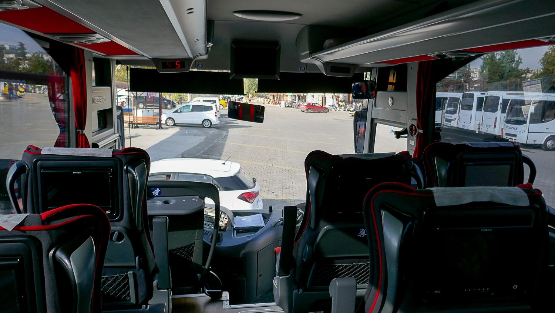 Автобус в Турции
